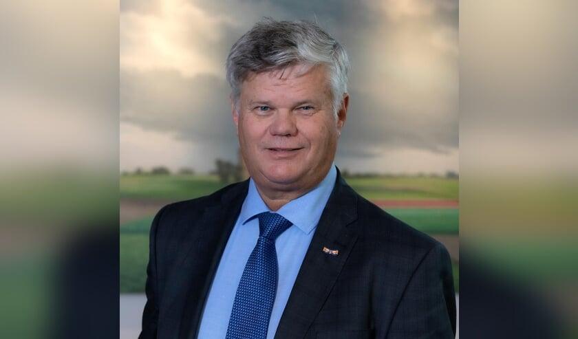 Wethouder Kees van der Zwet voert de kandidatenlijst van CDA Lisse aan voor de gemeenteraadsverkiezingen van 2022.