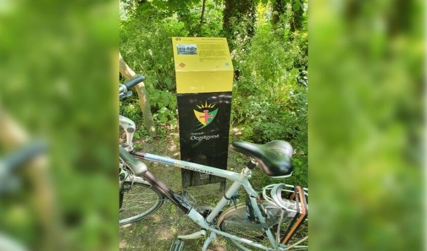 <p>Sinds april kun je een tien kilometer lange wandel-, hardloop- of fietstocht maken langs de Oegstgeester Zuiltjes.&nbsp;</p>