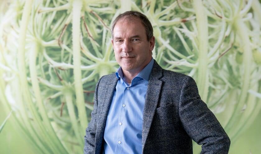 <p>Andr&eacute; van Kruijjsen, CEO Plantion</p>