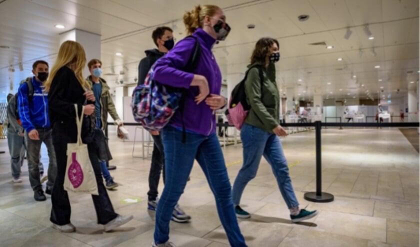 Sneltestlocatie in Leiden speciaal voor studenten