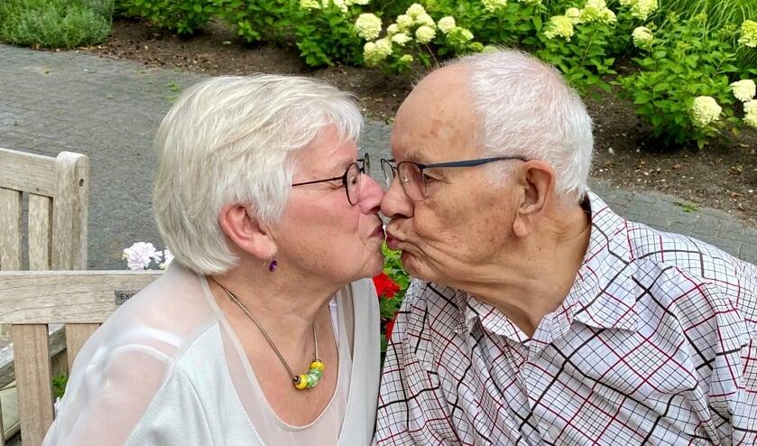 <p>Het paar woont gelukkig nog bij elkaar. | Foto: Marjolein de Goeij-Weijers.</p>