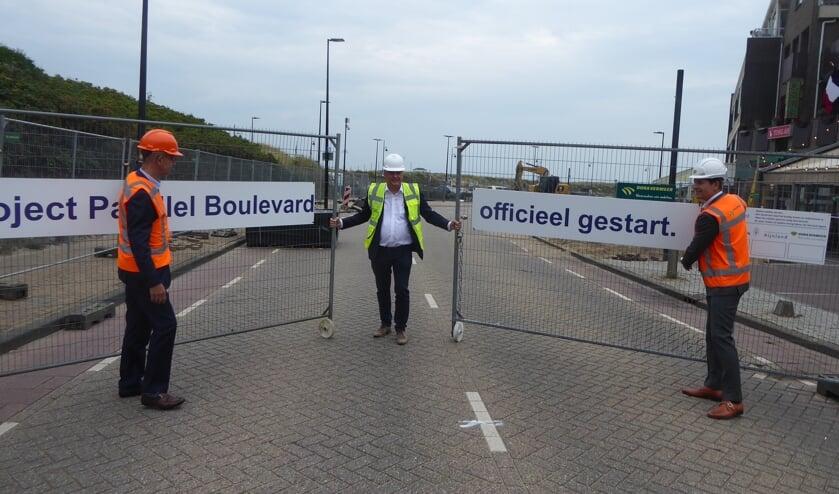 <p>De Parallel Boulevard is afgesloten voor een lange periode van werkzaamheden.</p>
