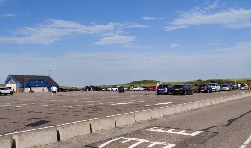 <p>Het parkeerterrein in de Noordduinen wordt morgenavond, vrijdag- en zaterdagavond omgetoverd tot openluchtbioscoop. | Foto: pr&nbsp;</p>