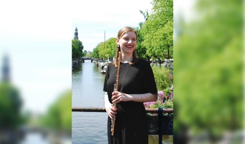 Mirna Ackers, fluitiste.
