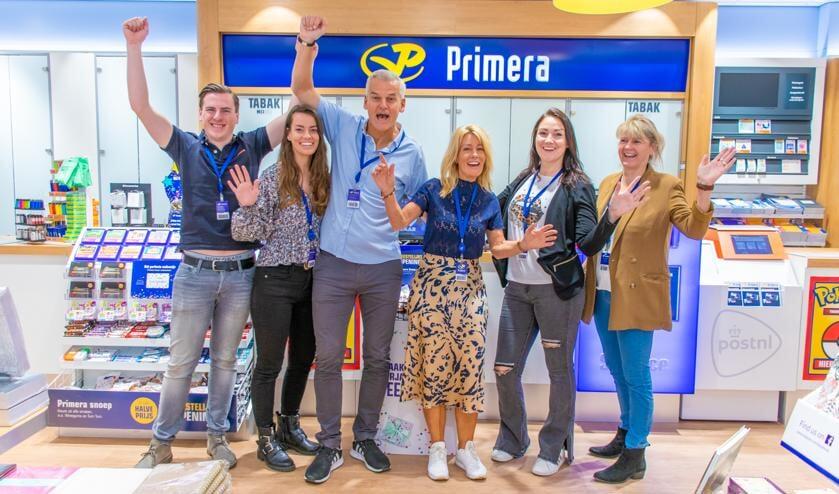 <p>Primera is naar een nieuwe winkel binnen Winkelhof gegaan en is sinds vandaag te vinden naast de Etos.</p>