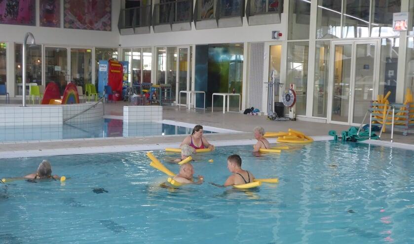 <p>Deze week startte Reuring met zwemmen en bewegen in het water.</p>