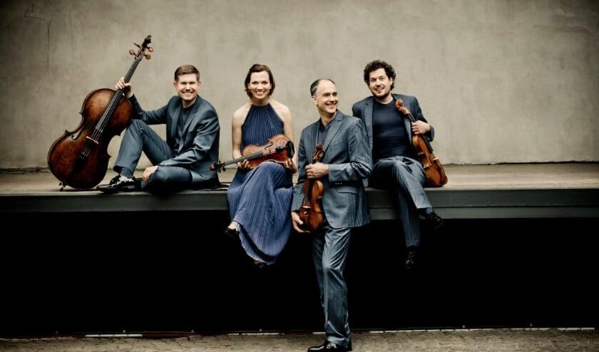 <p>Signum Quartet.</p>