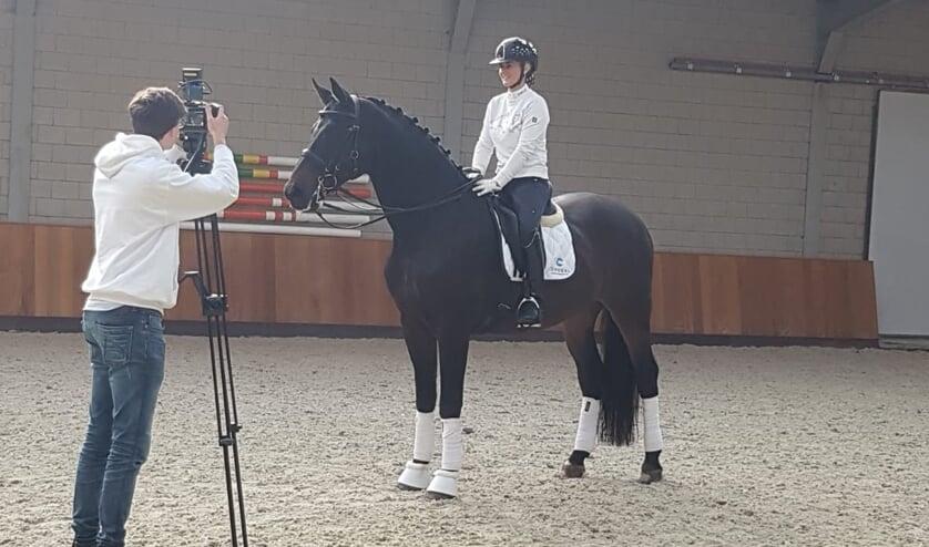 """Grand Prix-paard Royal Rubinstein naar Melissa Janssen: """"Het leek te mooi om waar te zijn"""""""