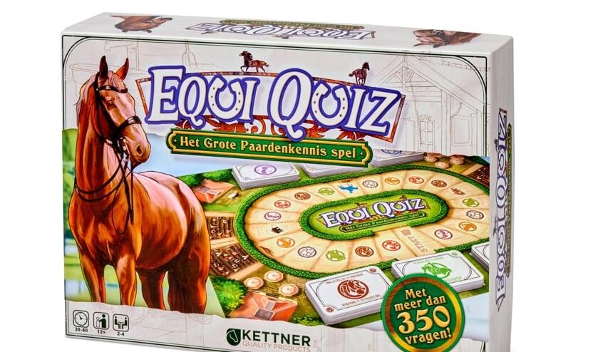 Winachtie: Win het Equi Quiz spel!