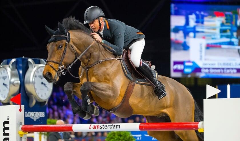 Jumping Amsterdam blikt vooruit naar editie 2022 met publiek