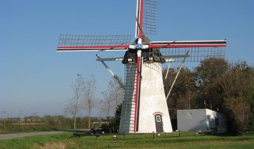't Hert, molen in Ellemeet