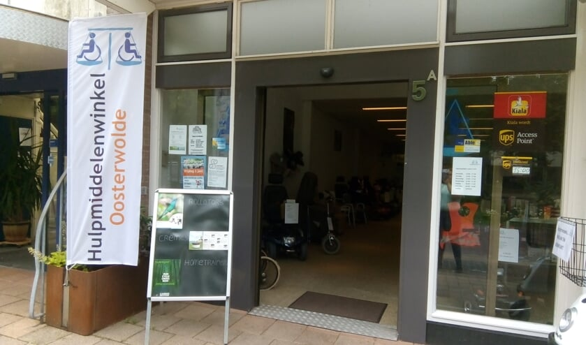 Hulpmiddelenwinkel Oosterwolde