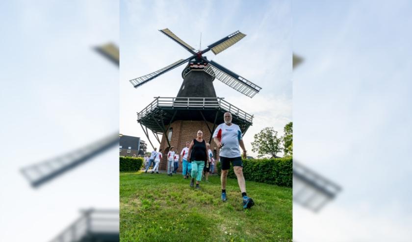 04-06-2019 NED: Nationale Diabetes Challenge, Nijeveen Diverse gezondheidscentra, huisartsenpraktijken en fysiotherapie praktijken zijn met ondersteuning van de BvdGF gestart met een lokale wandel challenge. De grote finale vindt plaats op 29 september in het Zuiderpark Den Haag