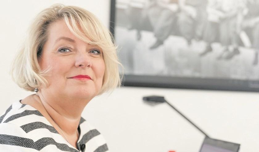 Désirée van Dijk-Attema. Directeur van Aldlânstate in Leeuwarden en Heerenhage in Heerenveen