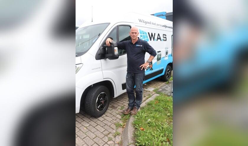 <p>Harry Bruining van W.A.S Leeuwarden</p>