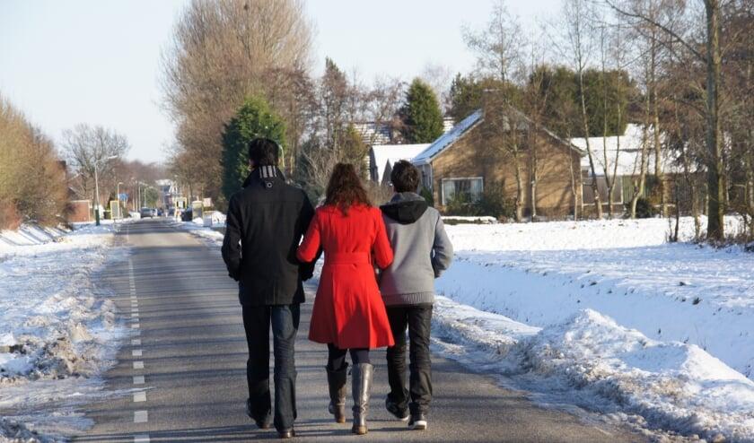 <p>De gemeente zegt al klaar te zijn voor de winter, bent u dat ook?</p>