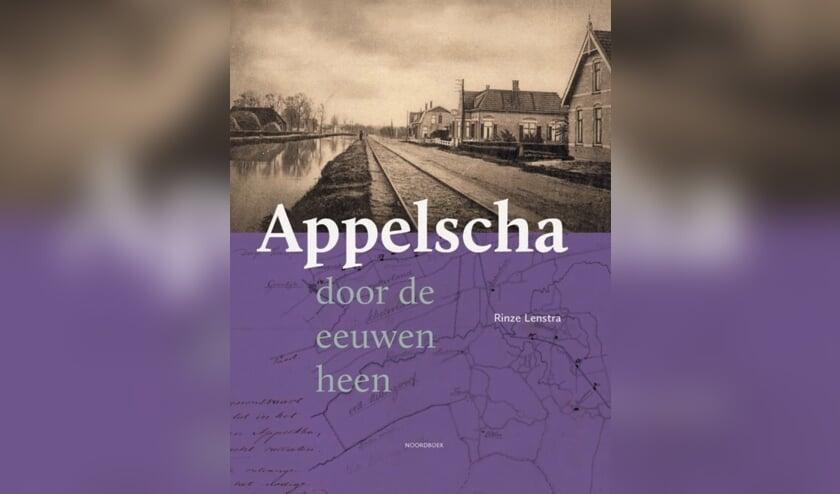 Cover van het boek Appelscha door de eeuwen heen