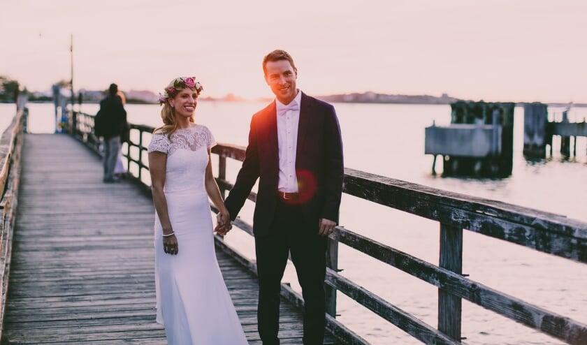 <p>Mensen die trouwen, volgen hun hart</p>