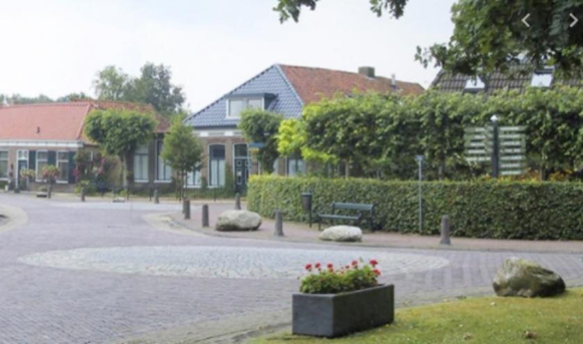 Centrum van het dorp
