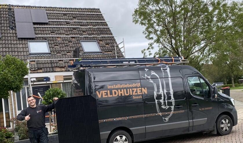 <p>Sander Veldhuizen</p>