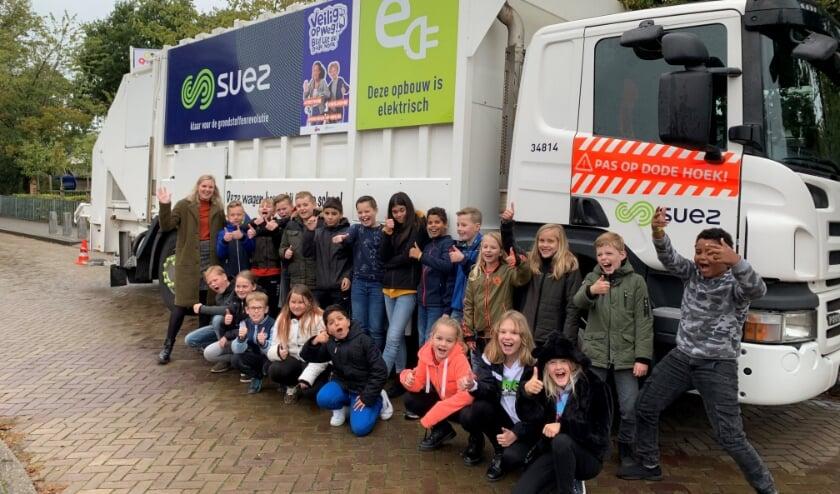 <p>De kinderen van IKC Scholtens kunnen veilig op weg</p>