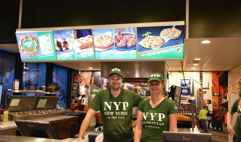 New York Pizza Drachten