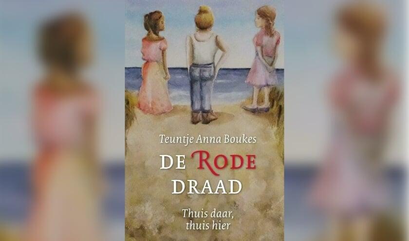 <p>De Rode Draad van Teuntje Anna Boukes</p>