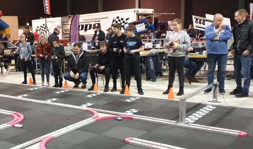 Kom Mini-Z racen in het Modelspoor museum