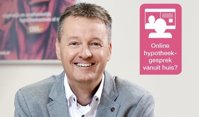 Wayne Jansen van Finzie Joure-Heerenveen staat u graag ter woord
