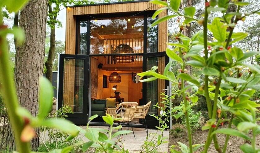 Tiny House op Droompark Buitenhuizen