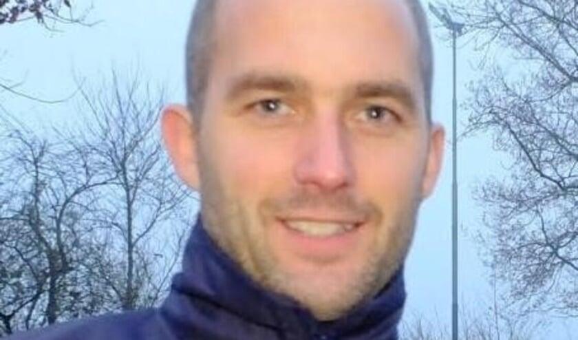 Oane Westra, nieuwe trainer van VV Drachten