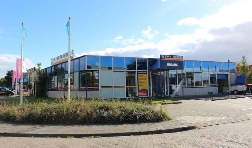 de vestiging van Warmteservice in Heerenveen