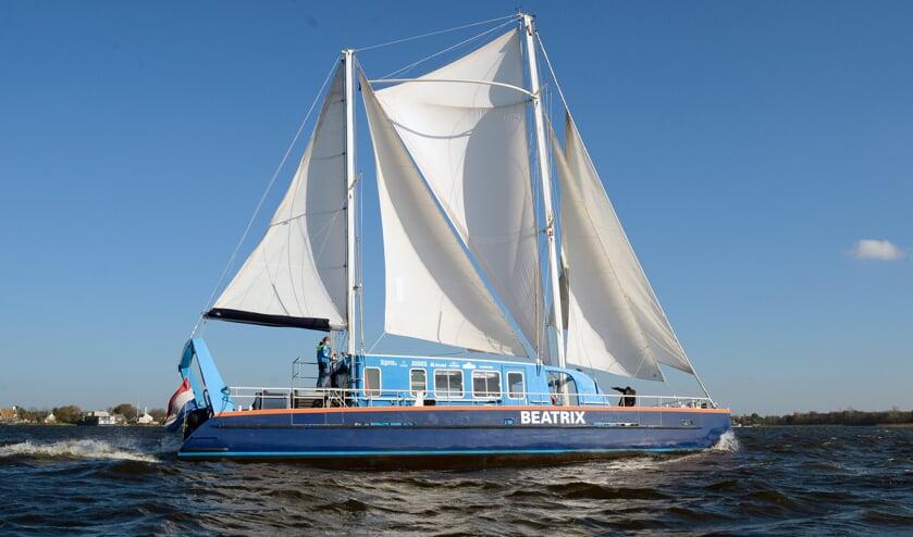 Catamaran 'Beatrix'
