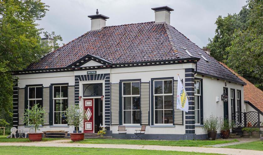 Herenhuis Ontwijk in Donkerbroek haalde het hoogste bezoekersaantal van Open Monumentendag dit jaar.