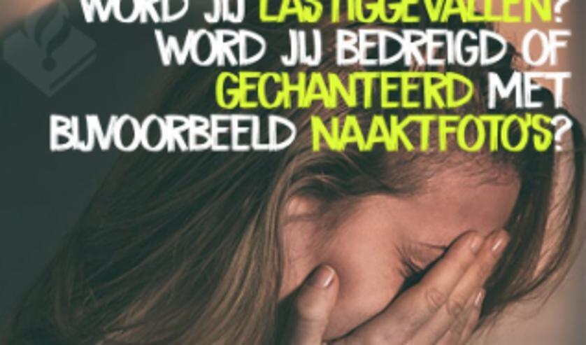 Afkomstig van een poster van een actie van Politie Nederland over hetzelfde onderwerp.