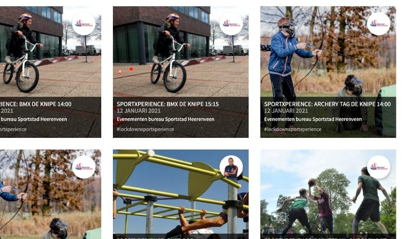 <p>Enkele voorbeelden van de vele activiteiten voor schoolgaande kinderen en jongeren uit alle dorpen van de gemeente Heerenveen.</p>