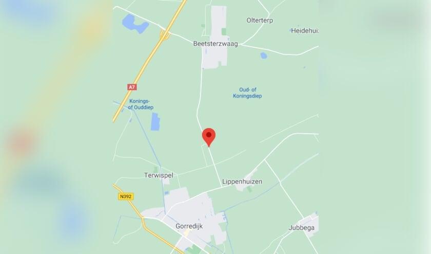 De weg tussen Lippenhuizen en Beetsterzwaag wordt verkeersveiliger gemaakt dankzij subsidie van het ministerie van I&W.