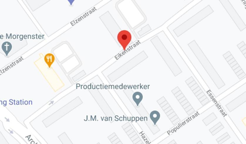<p>De Eikenstraat.</p>
