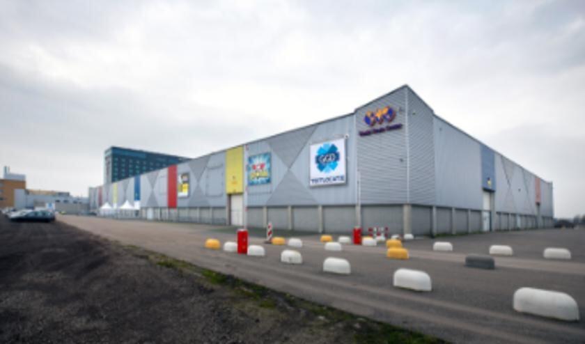 <p>De Keltenhal van het WTC Expo in Leeuwarden, waar op vrijdag 15 januari de grootscheepse vaccinatie van Friesland gaat beginnen.</p>