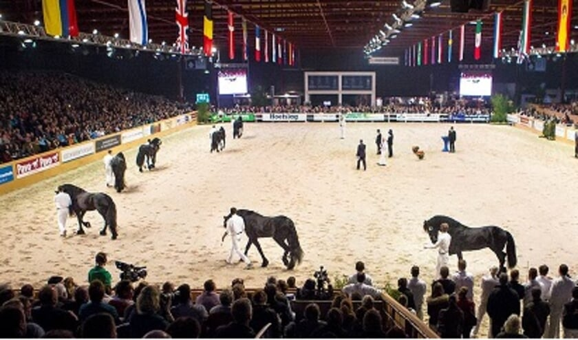 Beeld van een eerdere editie in WTC Expo in Leeuwarden. Ditmaal vindt het evenement - zonder publiek - plaats in Drachten.