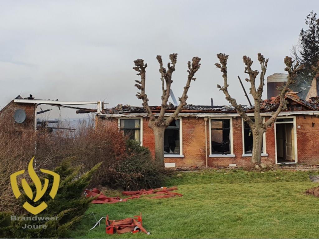 Foto: Brandweer Joure © Rondom Heerenveen