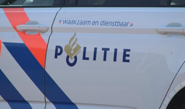 Ondanks dat de motorrijder maar liefst 64 kilometer per uur te hard reed - waar 70 per uur is toegestaan - wist de politie hem toch staande te houden.