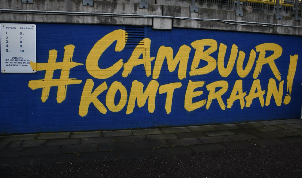 Al het hele seizoen maakt de selectie van Cambuur deze mooie woorden richting het kamopioenschap en promotie naar de eredivisie meer dan waar. Nog 7 wedstrijden en 8 punten voorsprong...