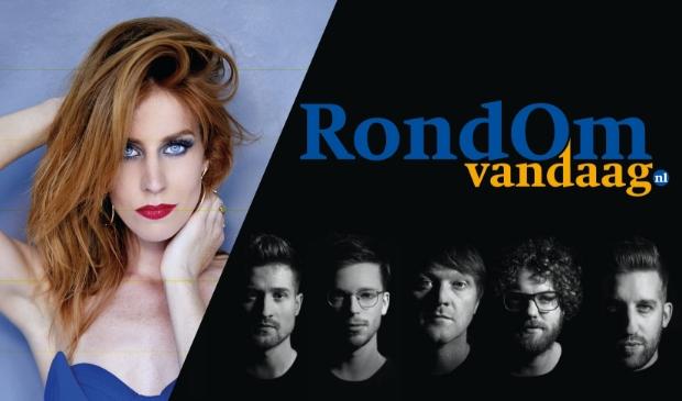 <p>Elske deWall &amp; Vangrail treden op bij het RondOm Vandaag concert in het Posthuis Theater Heerenveen.</p>