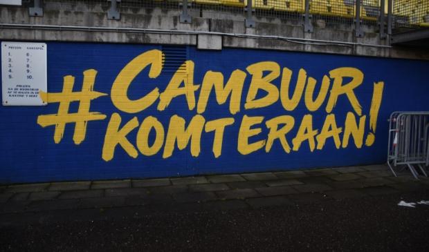 Cambuur komt eraan in de eredivisie. Zeker nu verdediger Doke Schmidt heeft bijgetekend.