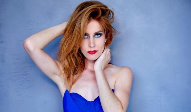 Elske DeWall zou graag Nederland vertegenwoordigen op het Songfestival.