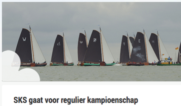 Het kamnpioenschap Skûtsjesilen in Friesland gaat deze zomer sowieso door, ongeacht de coronaregels.