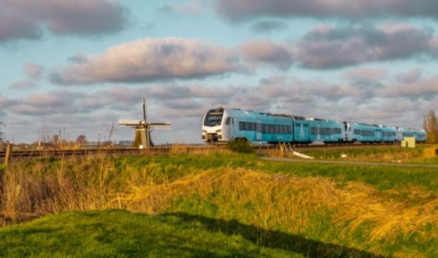 Vanaf 2026 zullen de treinen in Friesland geen bestuurder meer hebben, maar zelfrijdend zijn.