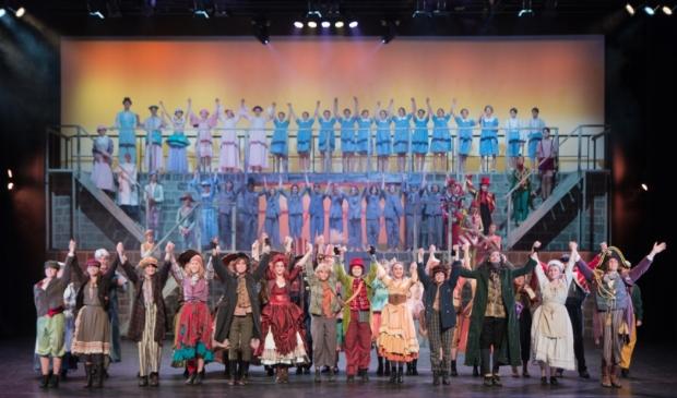 <p>Beeld uit een eerdere musical genaamd &#39;Oliver!&#39;</p>