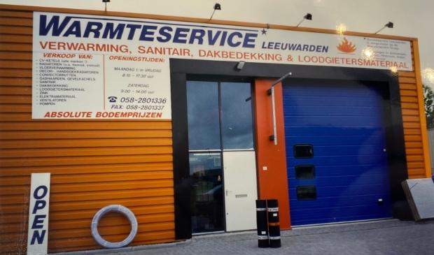 Foto: Warmteservice Leeuwarden © Rondom Leeuwarden